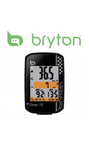 BRYTON Rider 10C - GPS Cycling Computer - Cadence Sensor