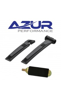 Airon 2 In 1 CO2 Inflator & Tyre Levers