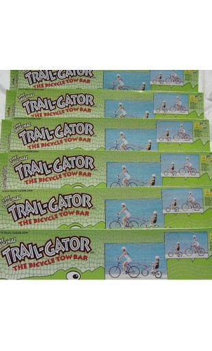 TRAILGATOR- The Bicycle tow bar
