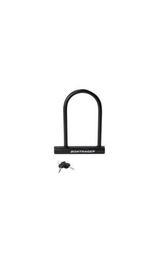 Lock Bontrager U Lock Key 180mm x 254mm Black