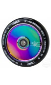 ENVY 120mm HOLLOW CORE SCOOTER WHEEL - OIL SLICK